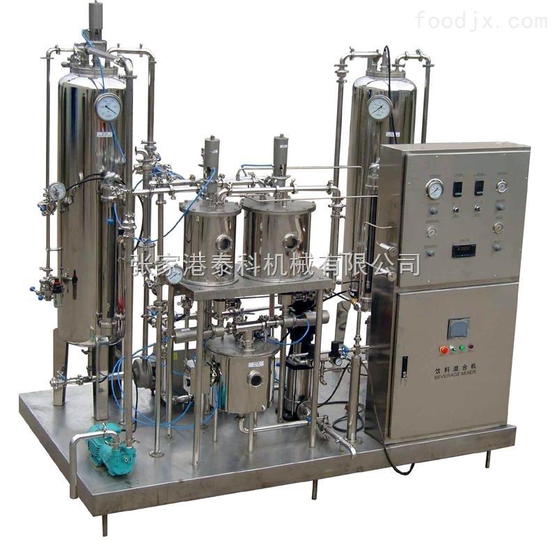 碳酸饮料混合机