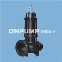 潜水式污水泵-雨水泵站提升排水用