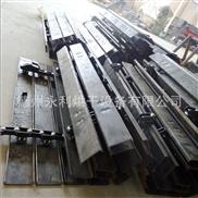 直销链板 碳钢扣板链  C型槽式链板输送链板