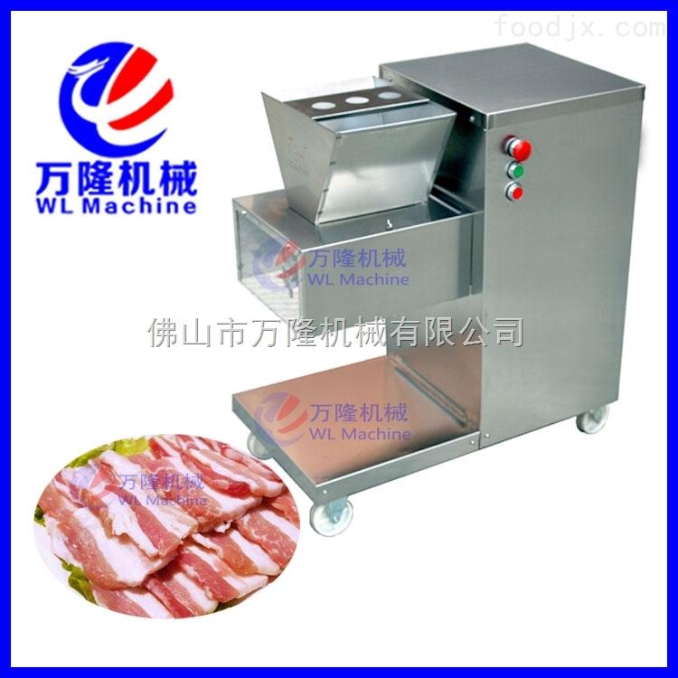 货源厂家供应中型立式切肉机 肉类切割机