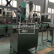 全自动直线型PET 马口铁 铝罐封口机