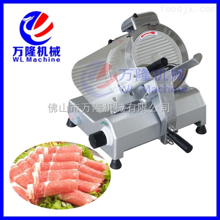 供应超值型冻肉切片机 切冻猪肉牛肉片机