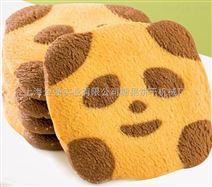 熊猫曲奇饼干机  双色片状糕点机
