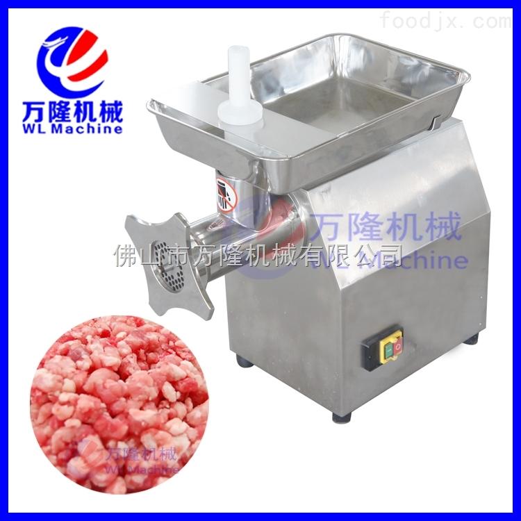 供应*台式绞肉机 电动肉类绞碎机