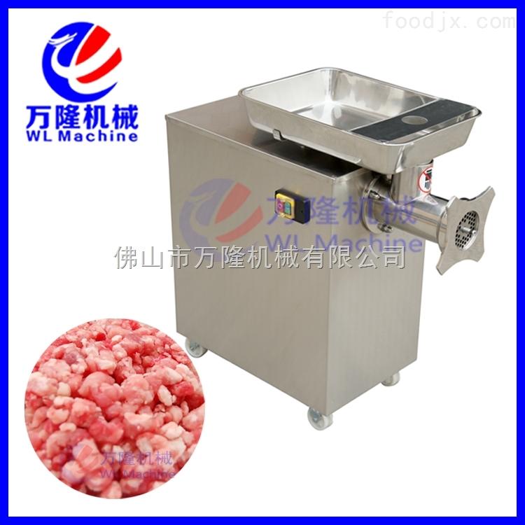 商用立式绞肉机 不锈钢猪肉丸牛肉丸机