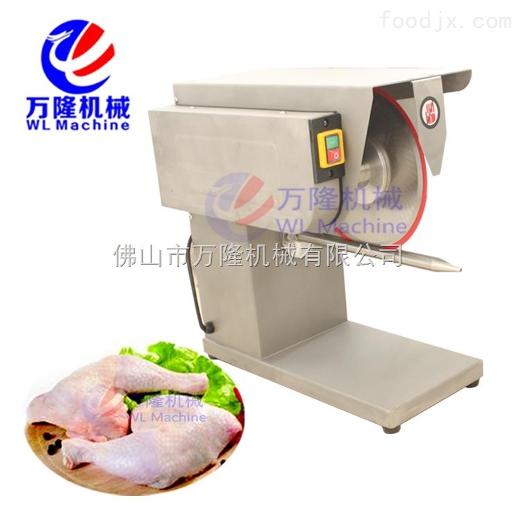 商用家禽切割机 自动鸡鸭分割机 切肉机