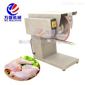 JQ-300商用家禽切割机 自动鸡鸭分割机 切肉机