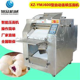 XZ-YMJ-600商用面馆自动连续式压面机