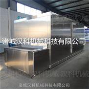 蔬菜平板速冻设备 薯条快速隧道式速冻机