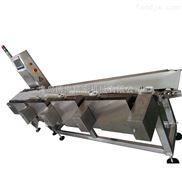 肉类皮带式单/双通道多级重量分选机