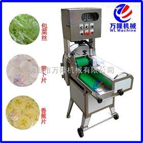 QC-125香茅切碎机 灵芝 莴笋切片机 切菜机
