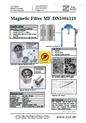 德国Zoz GmbH磁性过滤器,过滤器
