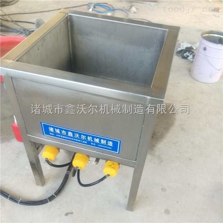 YZ-500型油条电加热油炸机 面食油炸设备