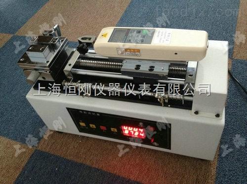 SG电动卧式结构,500N卧式电动结构测试台