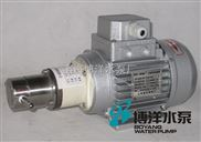 CQB型不锈钢磁力齿轮油泵