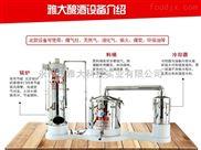 供应新一代雅大造酒设备 白酒酿造设备