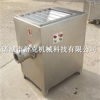SJR-D160I定制各种型号冻盘鲜肉绞肉机