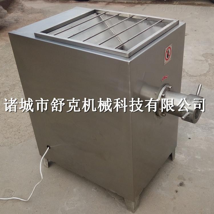 哈尔滨红肠专用大型绞肉机高产能低耗能
