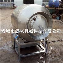 100型鸡叉液压滚揉机 操作流程规范