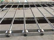 威诺网链-不锈钢链杆式网带 支轴式网链输送带