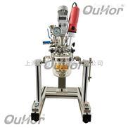 AIR-1L真空均质机-上海小型真空乳化机系统-实验室真空均质机