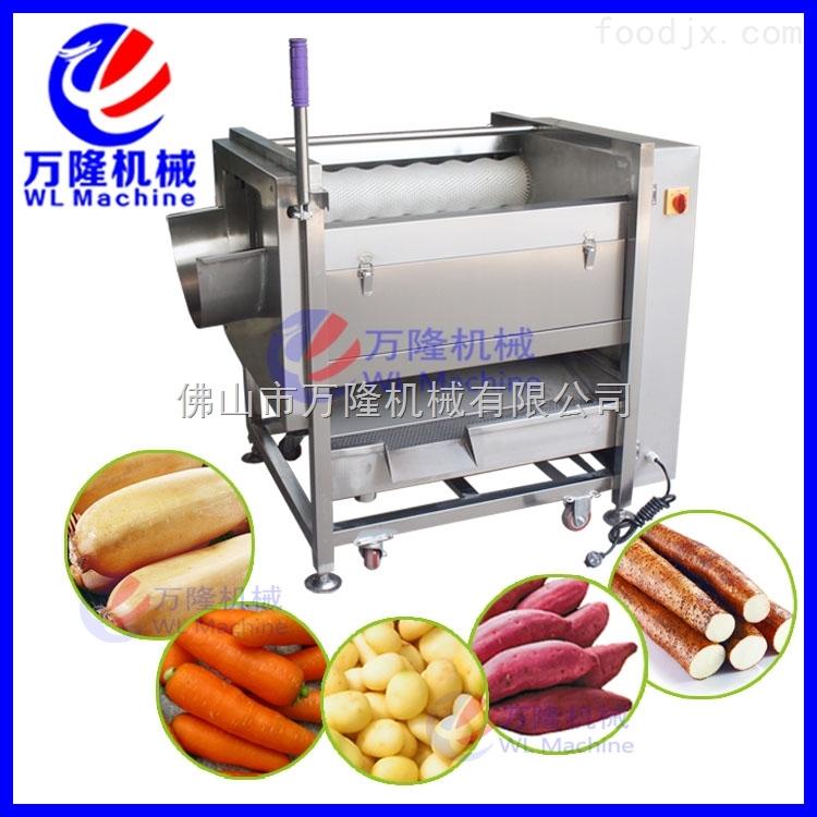 供应地瓜番薯脱皮机 瓜果清洗机 红薯去皮机