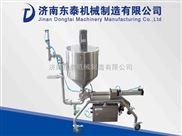 不要小瞧这头小型液体自动灌装机生产能力快着呢