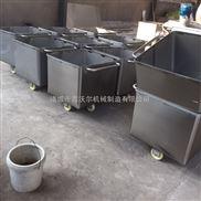 食品厂专用辅助不锈钢小料车