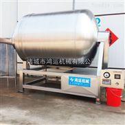 GR-1500-大型肉制品变频真空滚揉机