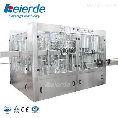 CGF32-32-8全自动瓶装矿泉水灌装生产线设备