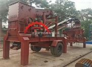 河南裕洲供应四川移动破石机|盐边移动破碎站图片