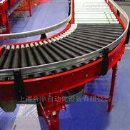 上海合率自动化包装生产线辊道输送机