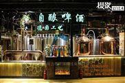 小型啤酒设备多少钱一套