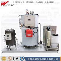 免安装撬装锅炉系统-燃油气锅炉(lws0.2)