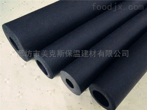 普通橡塑海绵管规格型号