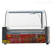 商用休閑食品加工設備山西全自動烤腸機