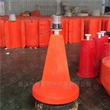 公海警戒带灯警戒浮标 船道安装施工浮漂