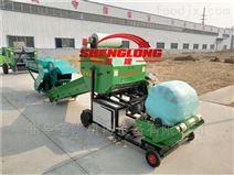黑龙江全自动青贮打捆机机械