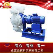 工程塑料电动隔膜泵浙江温州品牌