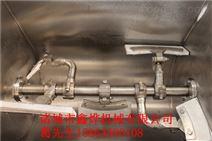 燃气加热横轴搅拌炒锅
