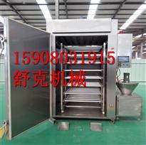 250熏鸡产品电加热烟熏炉 生产厂家