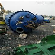 销售0.5-15吨二手反应釜 不锈钢 电加热