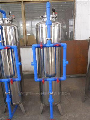 鈉離子交換器