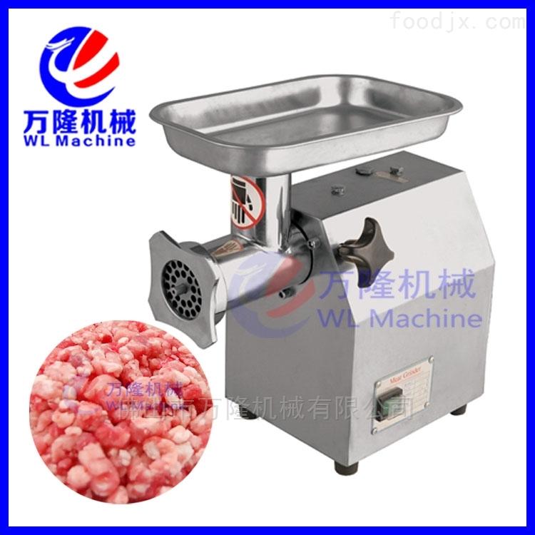 *台式绞肉机 家用小型绞肉设备
