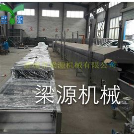 lsx-1全自动鱼豆腐蟹排蒸汽流水线