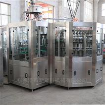 全自动碳酸饮料三合一灌装机