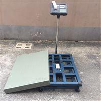 新疆300kg打印电子台秤 500KG计价打印台称