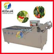 厂家定制蔬菜清洗生产线 全自动果蔬清洗机 洗菜机