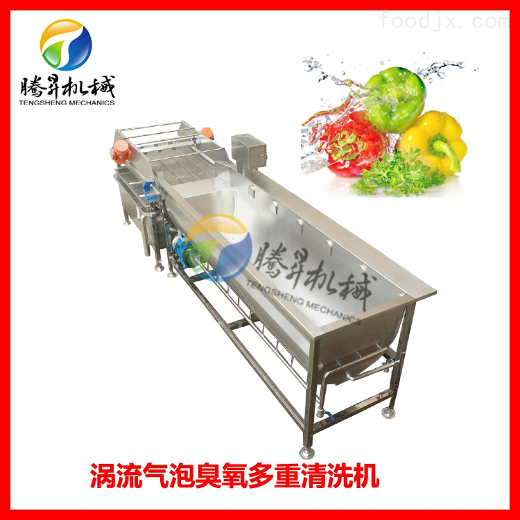 工厂自产涡流洗菜机 水果叶菜清洗机