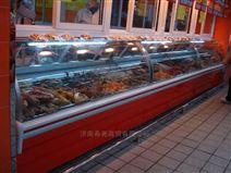 厂家直销优质超市冷鲜肉保鲜柜   熟食柜